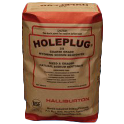 BENTONITE DE SODIUM CALIBREE HOLEPLUG®